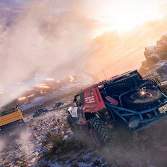 Forza Horizon 5 cars racing